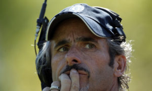 David Feherty never did a 'Feherty' on Chuck Will that I know of... Photo Credit: David Cannon/Getty Images