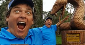 Innisbrook: Be Charmed Like I Was, Not Bitten, by the Snake Pit!!!
