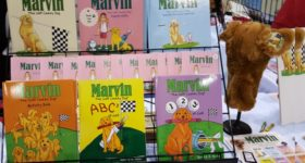 Children's Book Series: Marvin The Golf Caddy by Harold R. Mann!