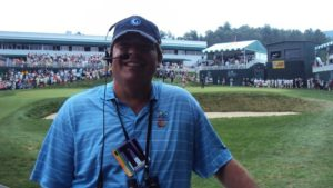 I was there to see Stuart Appleby shoot 59 when he made the 11-footer on No, 18 for deuce (a finishing par-3)!