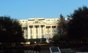 The Greenbrier, America;s Resort since 1778!