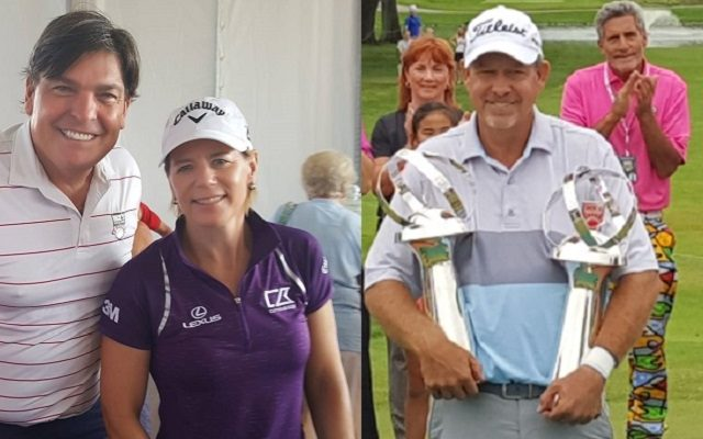 2018 DSGO: Annika, John Daly, Blake Shelton & Two-Time Champion Bart Bryant!!!