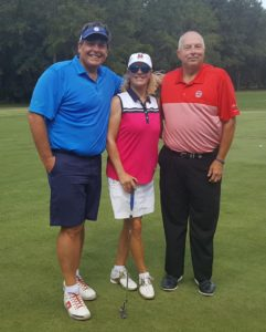 Another spectacular & enjoyable round with Merri Daniel. Hosted by Head PGA Golf Professional David Sikes!