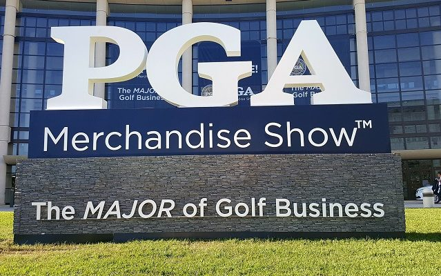 AGTD Experience: Day 1 of the 2019 PGA Merchandise Show in Orlando, Florida!