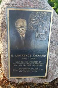Tribute to the great golf course architect Lawrence Packard, an Innisbrook Legend!