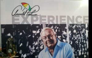 Mr. Palmer's Legacy is alive at Bay Hill with the new domed Experience Exhibit off the 10th fairway!