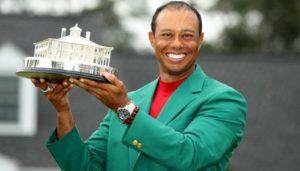 Tiger Woods, 2019 Maters Champion!   Photo Credit: Google Search.