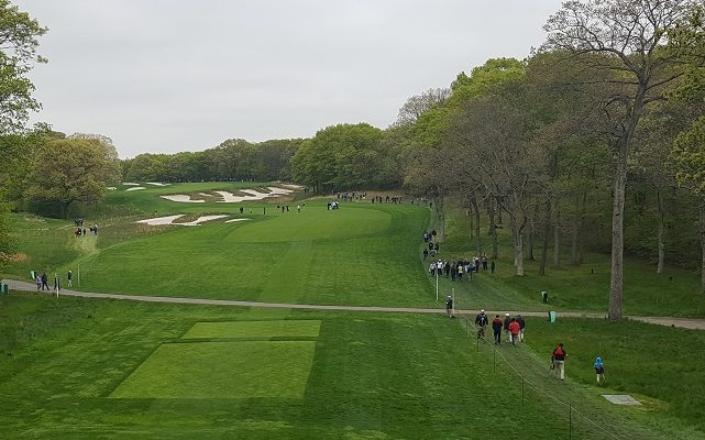 The Beauty & Extreme Difficulty of Bethpage Black; Host to the 2019 PGA Championship