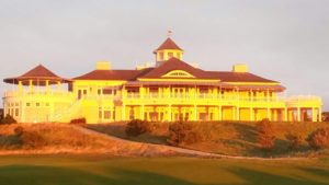 Sunlit Sebonack Clubhouse! Photo Credit: Will Henry