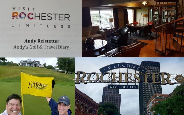 Visit Rochester, New York and You May Never Leave!