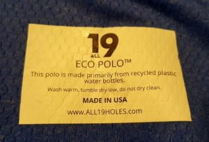 2 ECO POLO 19 Made in USA