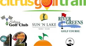Heading South to Explore the Citrus Golf Trail in Sebring, Avon Park, & Lake Placid, Florida!