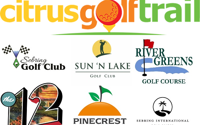 Heading South to Explore the Citrus Golf Trail in Sebring, Avon Park, & Lake Placid, Florida!